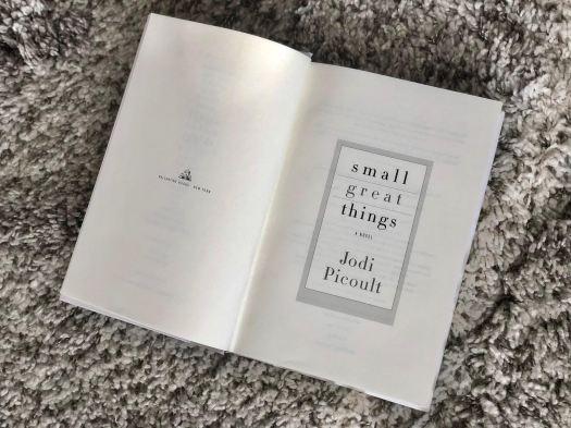 Small Great Things, Jodi Picoult