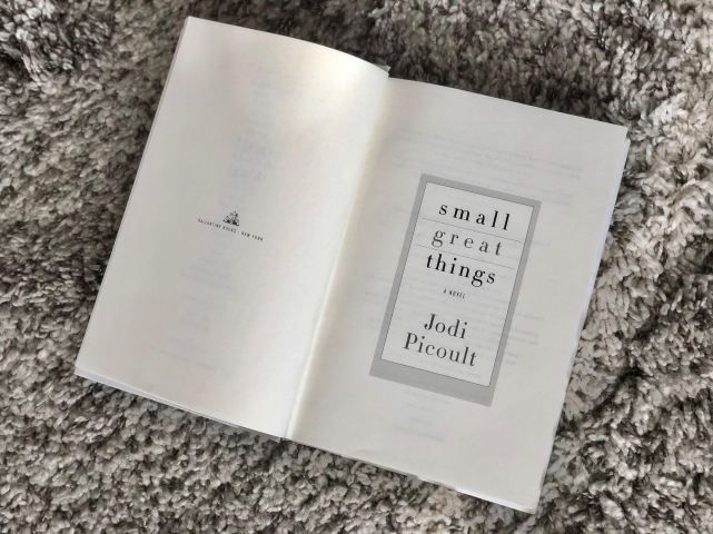 Small Great Things, Jodi Picoult