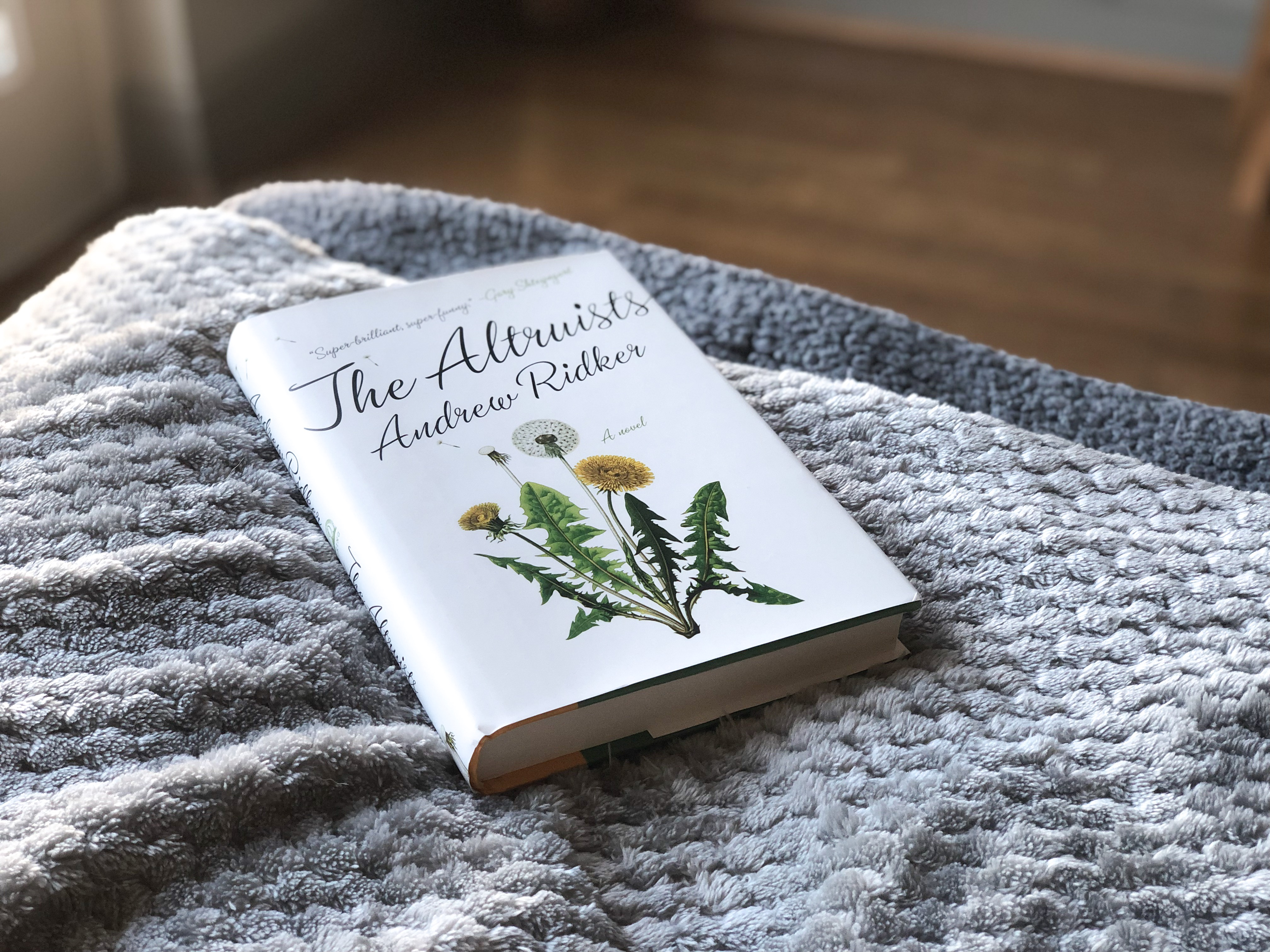 The Altruists, Andrew Ridker