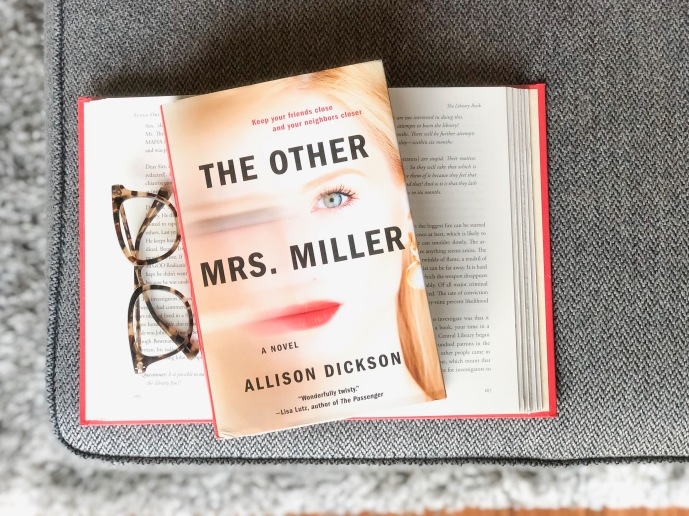 The Other Mrs. Miller, Allison Dickson