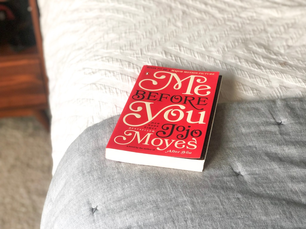 Me Before You, Jojo Moyes